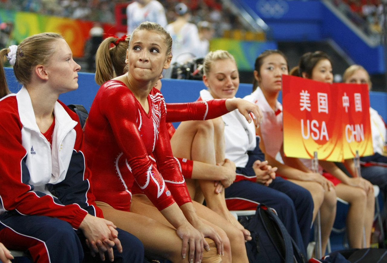 Alicia Sacramone leaked wallpapers