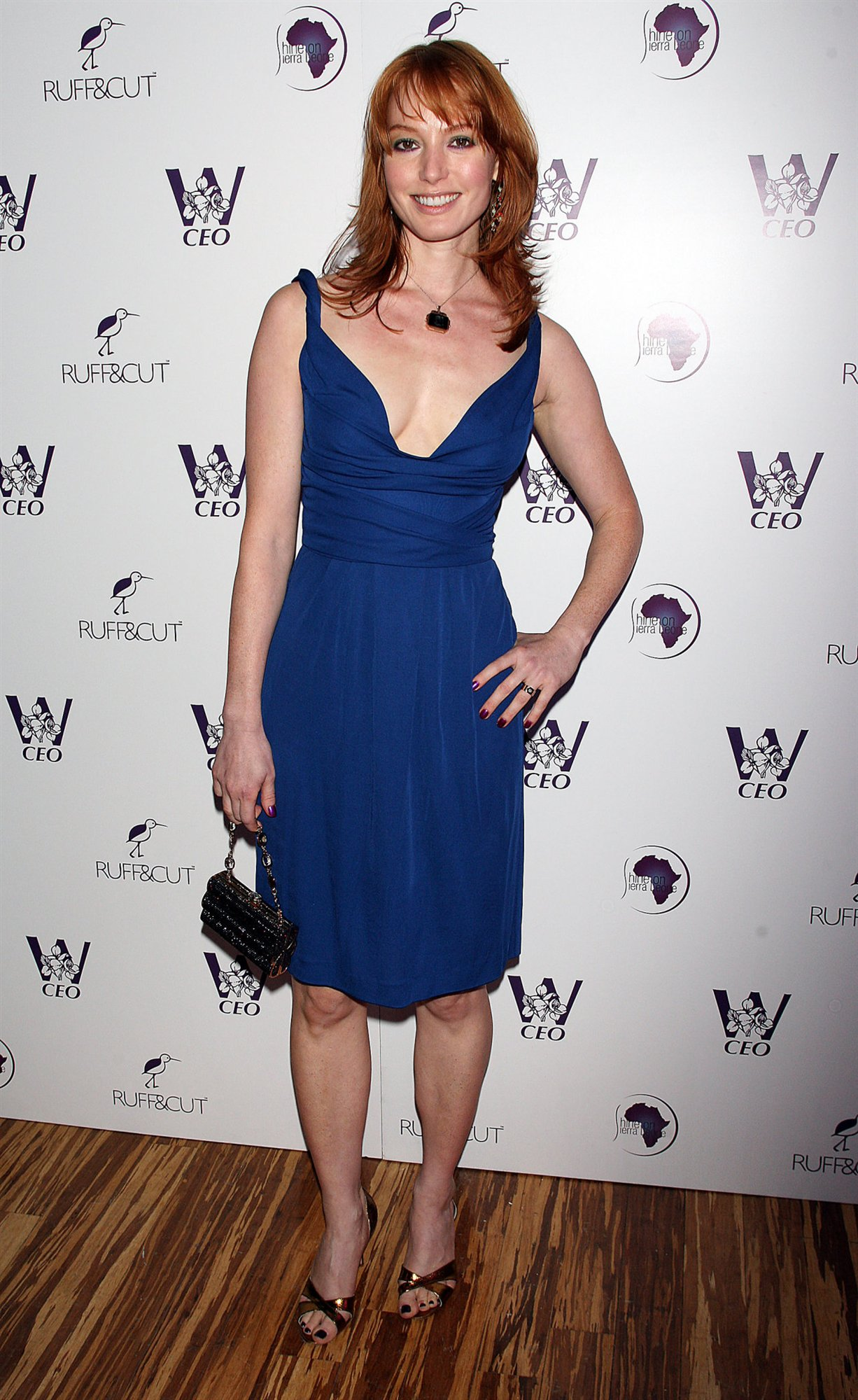 Alicia Witt leaked wallpapers