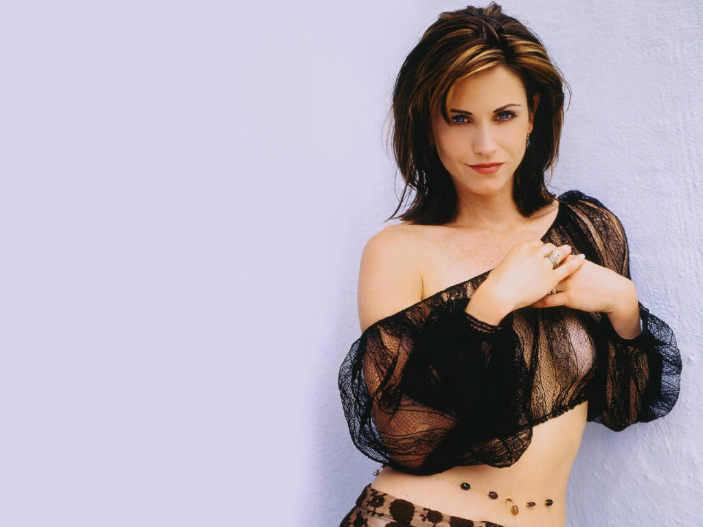Courteney Cox Arquette leaked wallpapers