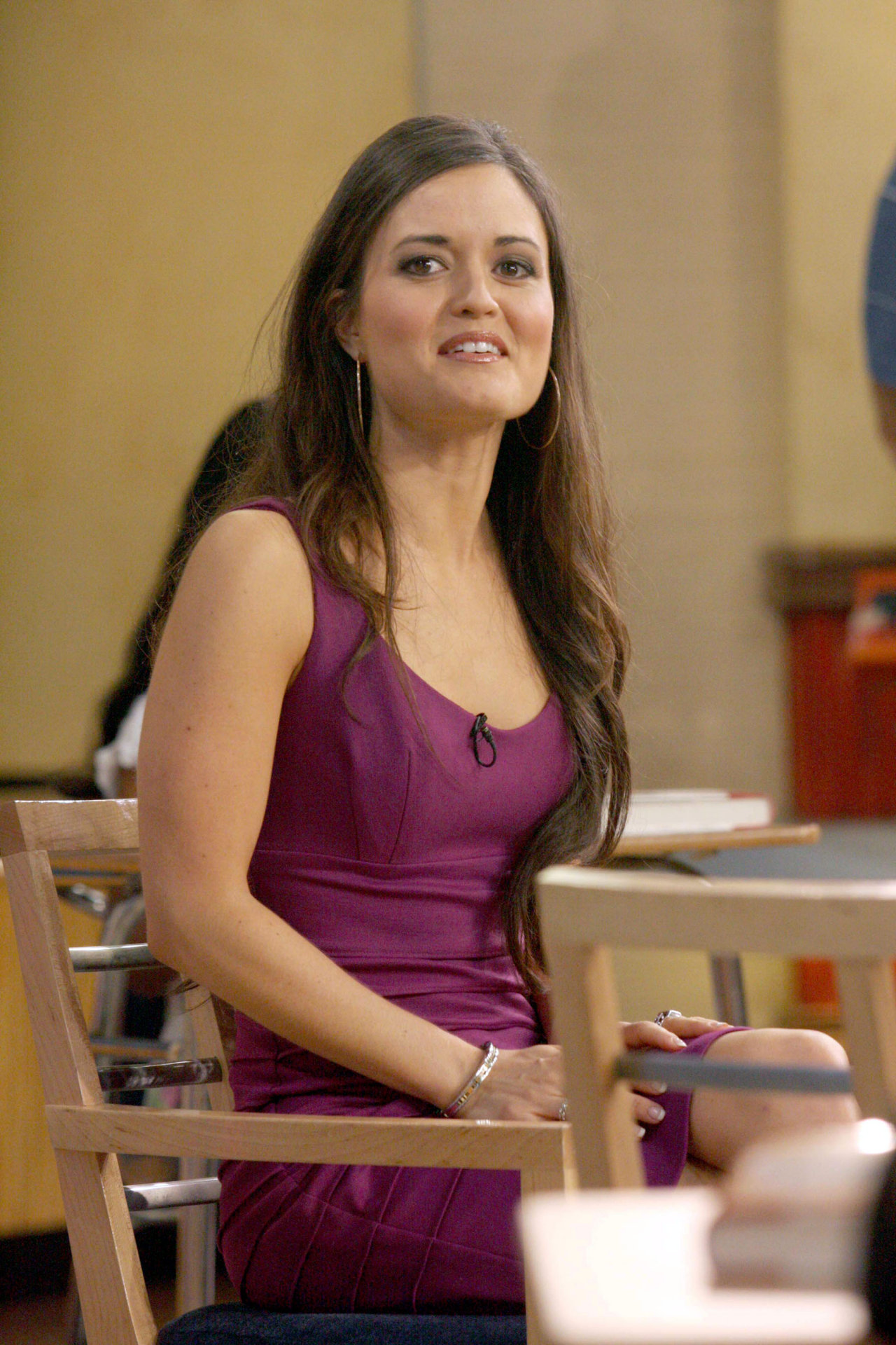 Danica McKellar leaked wallpapers