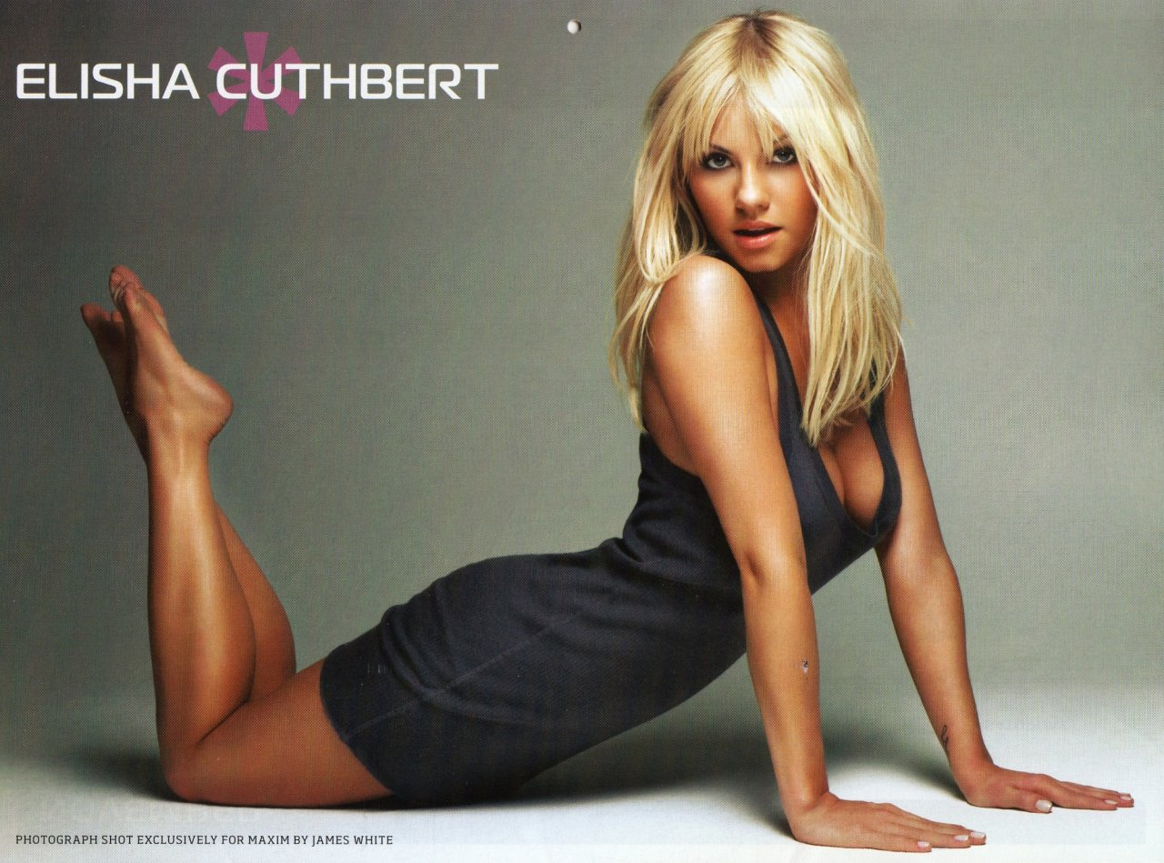 Elisha Cuthbert leaked wallpapers