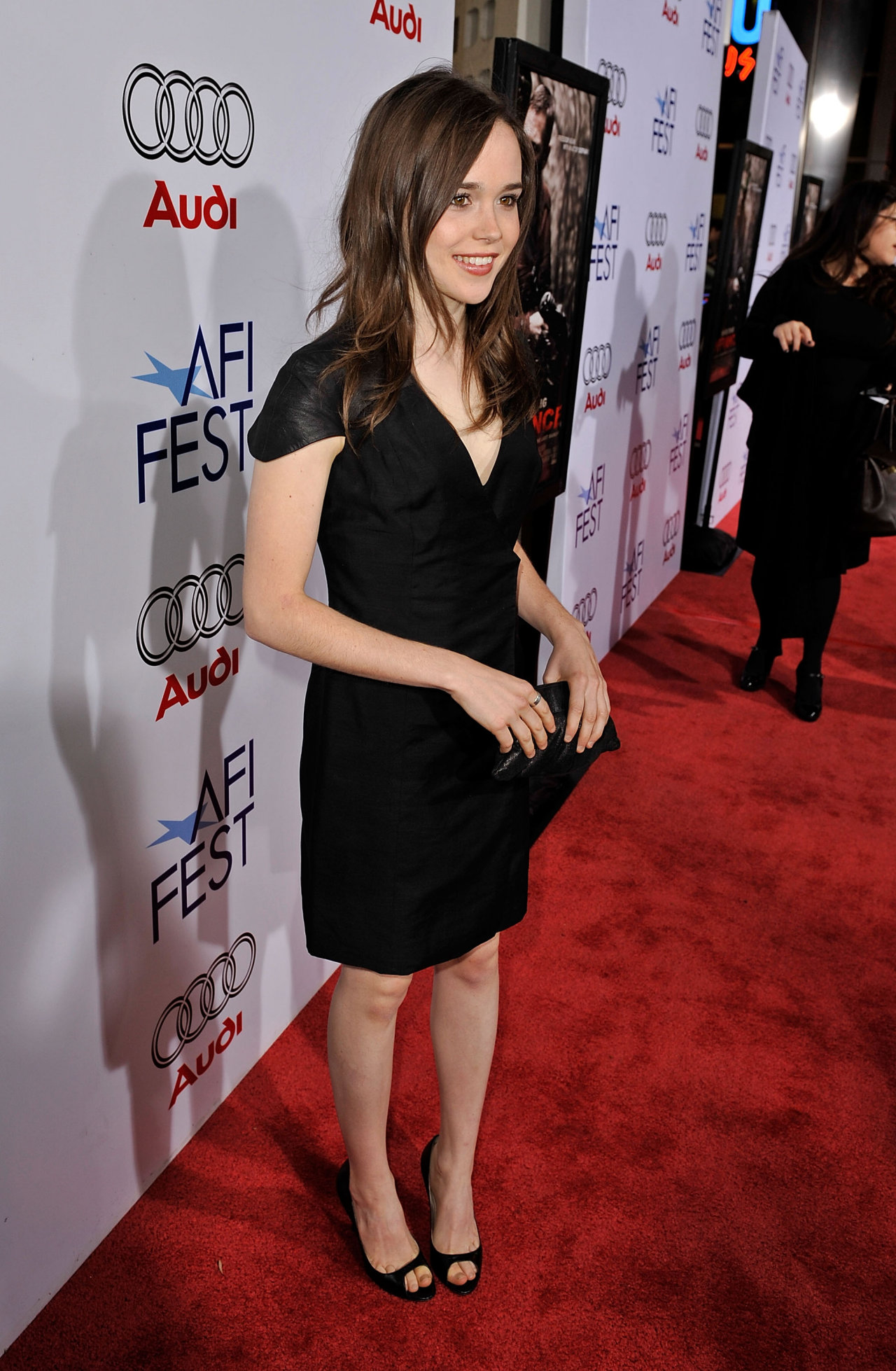 Ellen Page leaked wallpapers