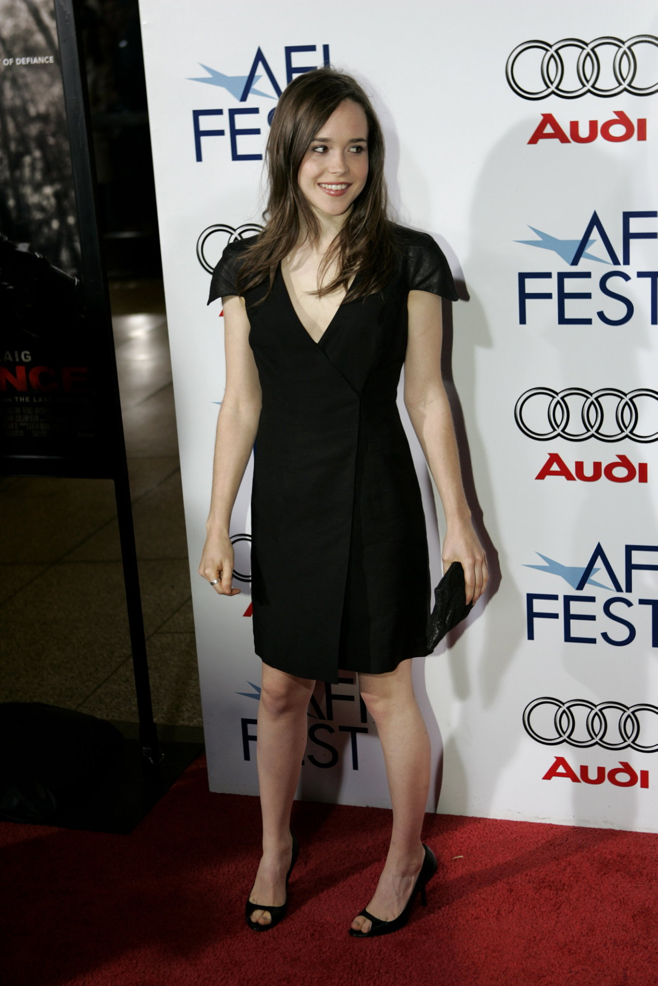 Ellen Page leaked wallpapers