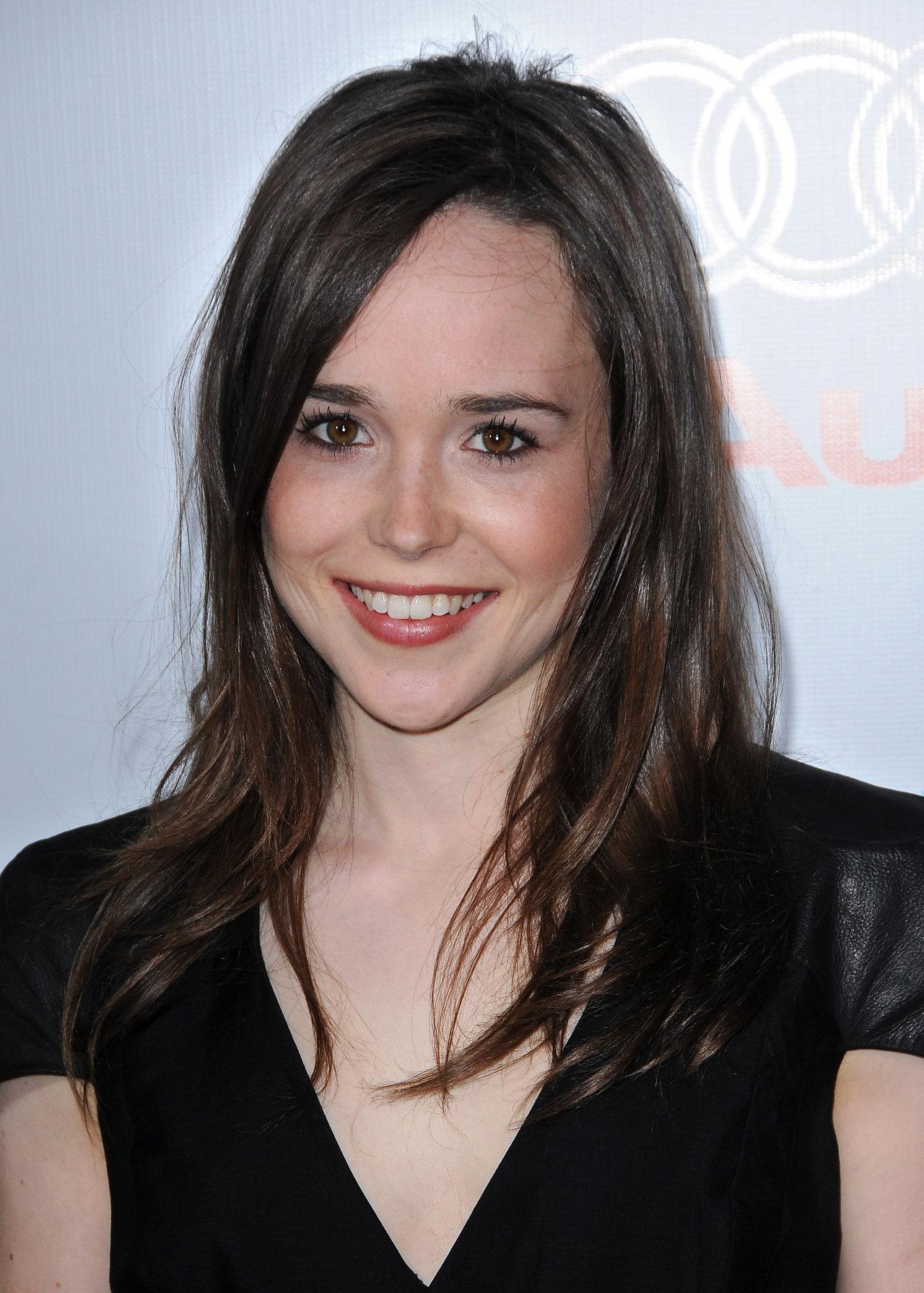 Ellen Page leaked photos