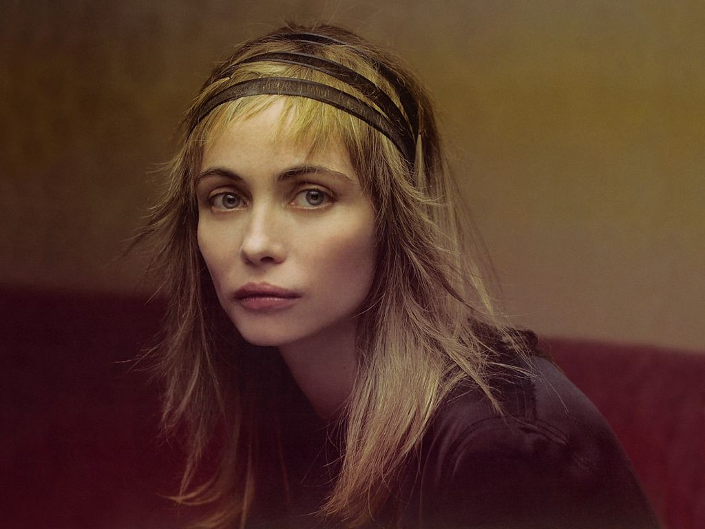 Emmanuelle Beart leaked wallpapers