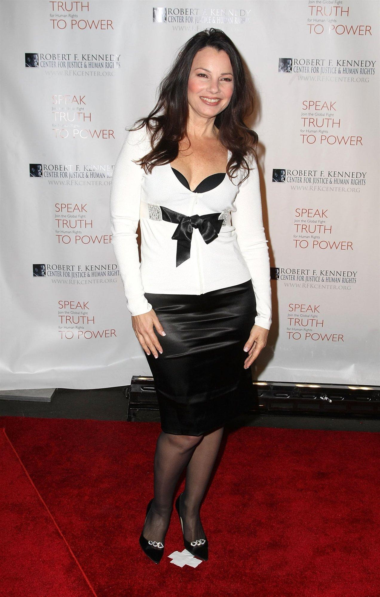 Fran Drescher Leaked Photos 61985 Best Celebrity Fran