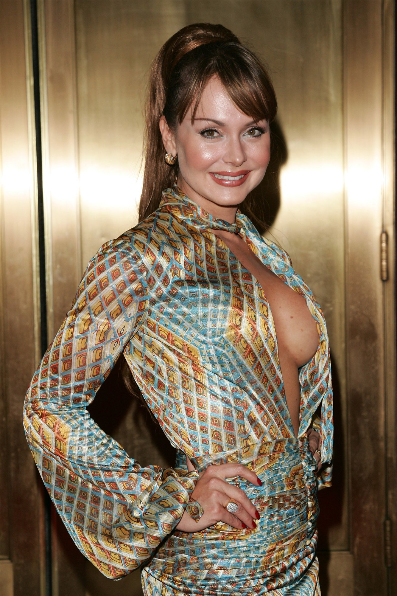 Gabriela Spanic leaked wallpapers