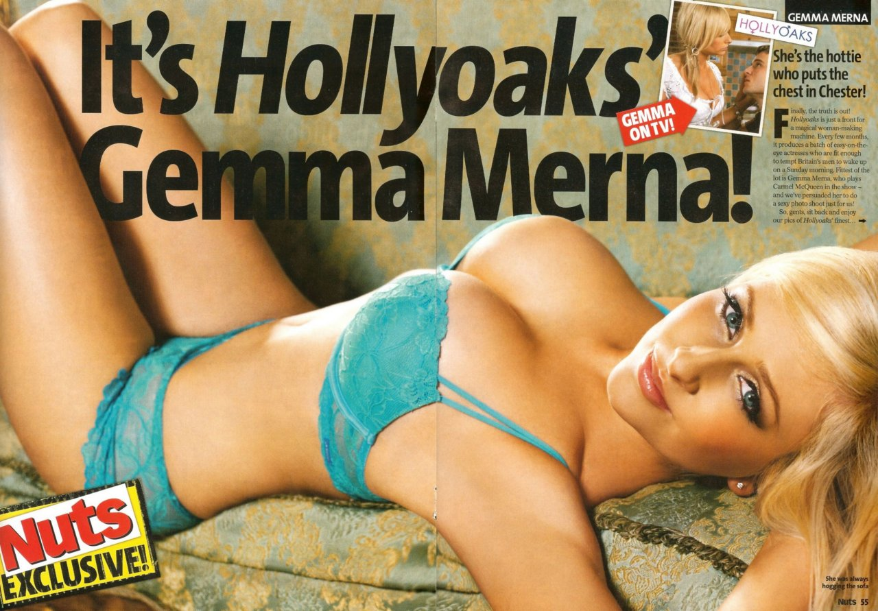 Gemma Merna leaked wallpapers