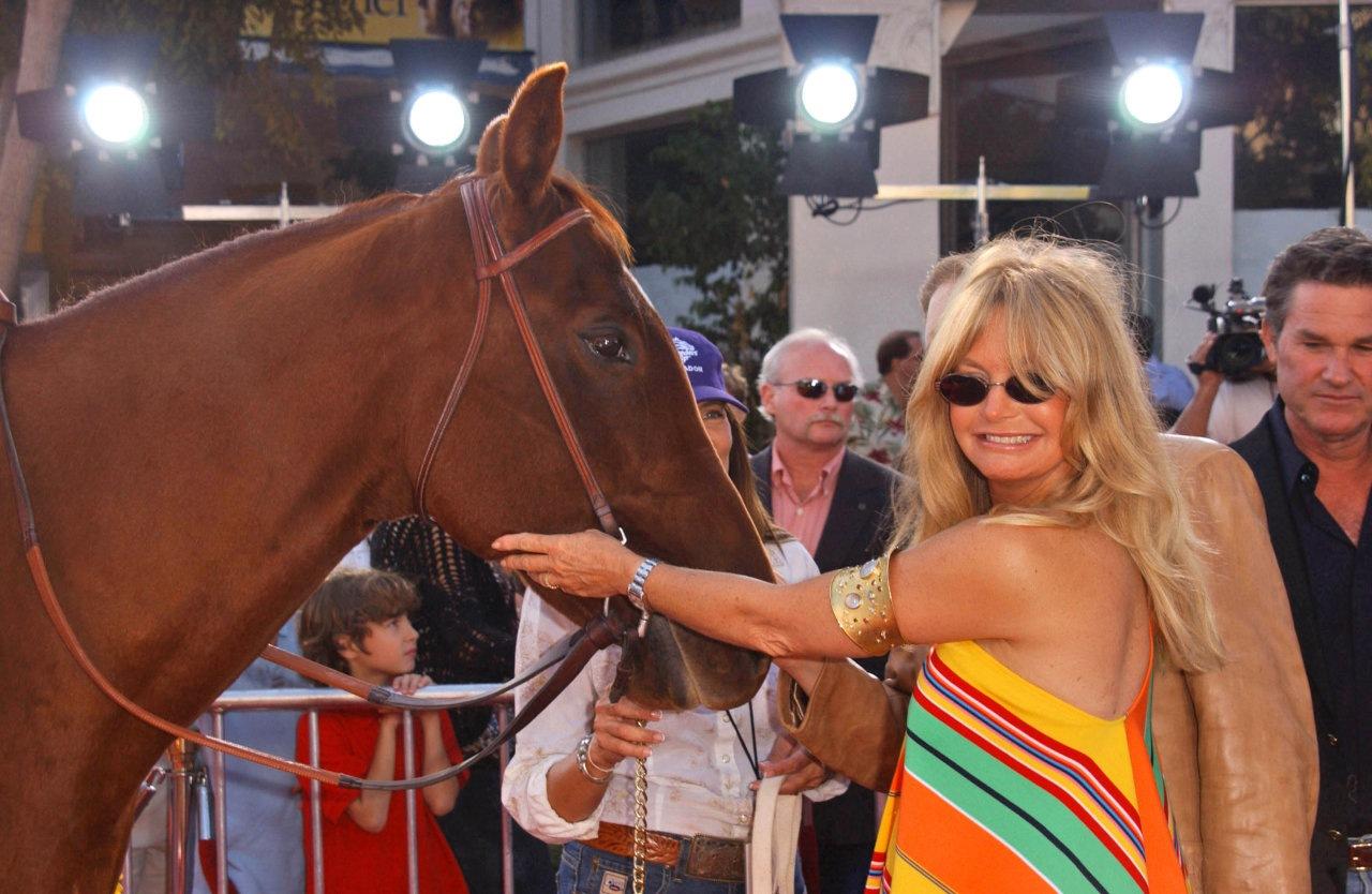 Goldie Hawn leaked wallpapers