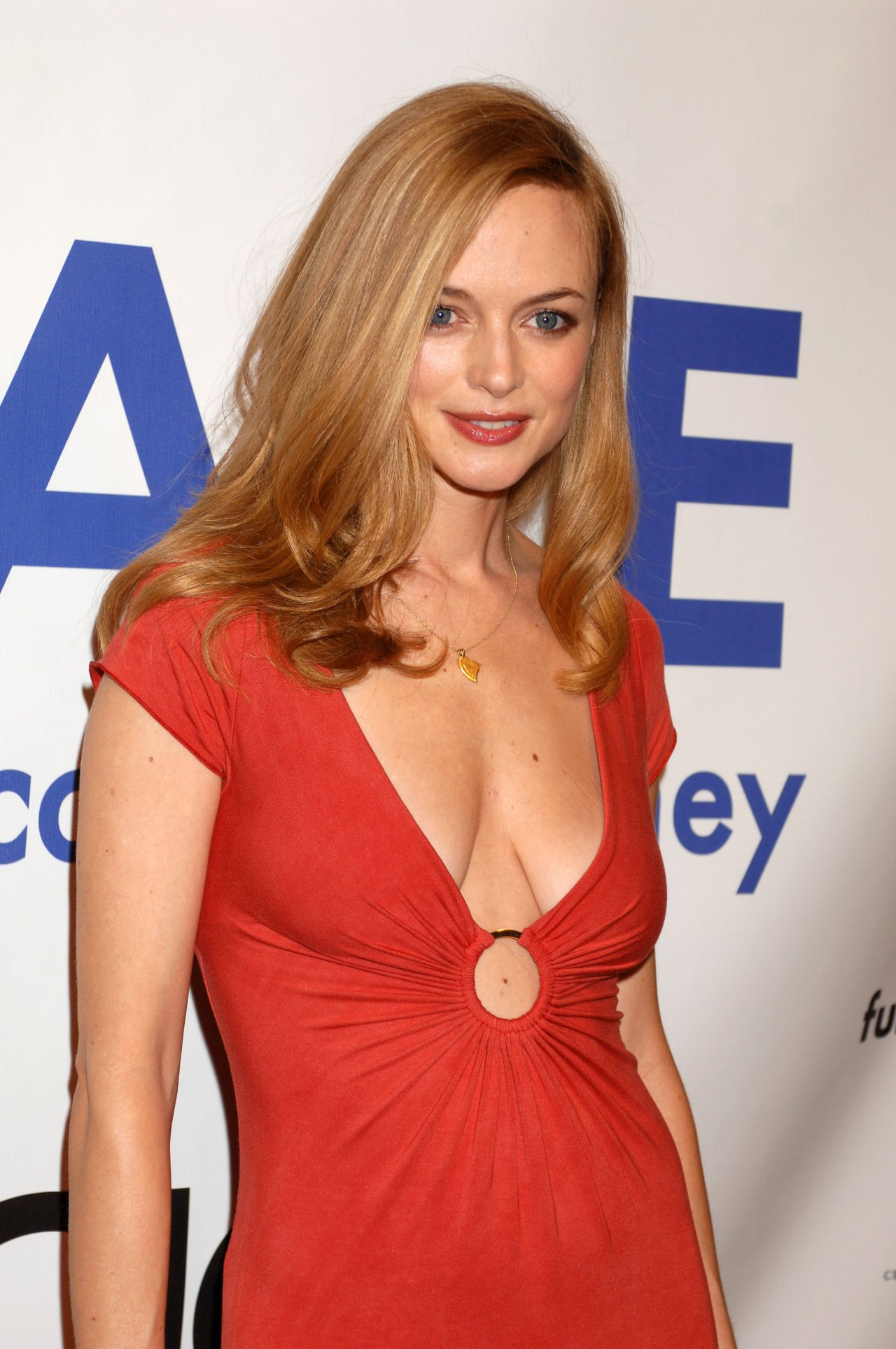 Heather Graham leaked wallpapers