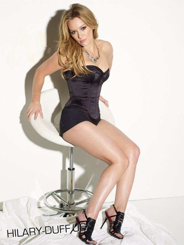 Hilary Duff leaked photos