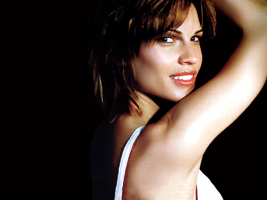 Hillary Swank leaked wallpapers