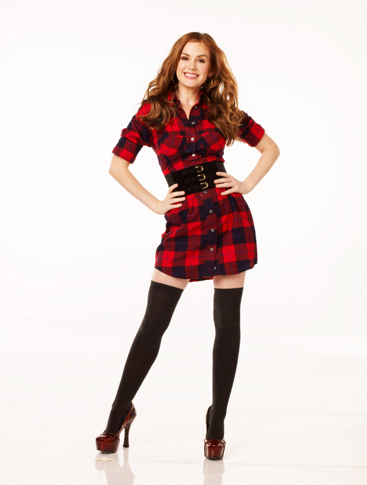 Isla Fisher leaked wallpapers