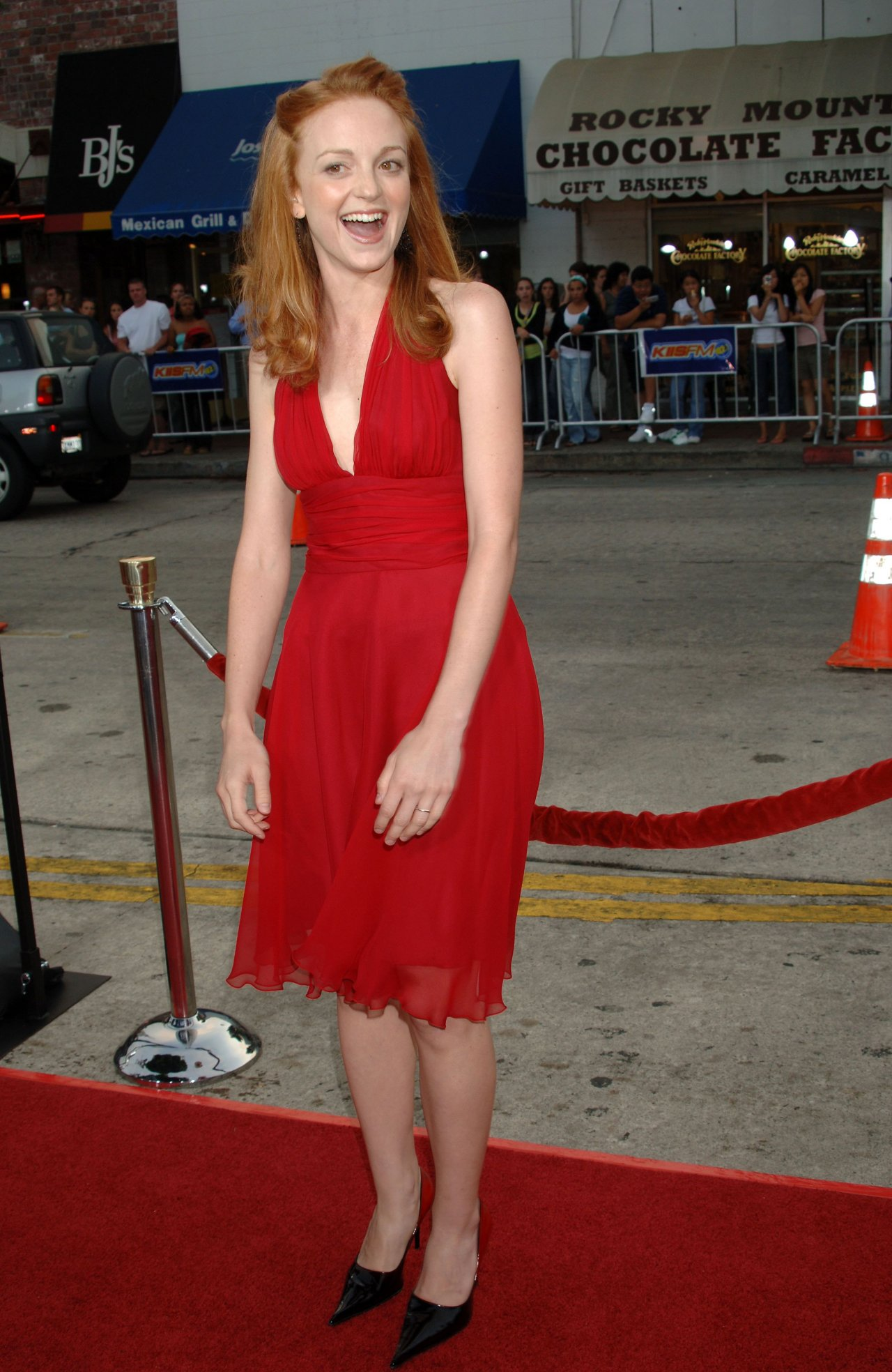 Jayma Mays leaked wallpapers