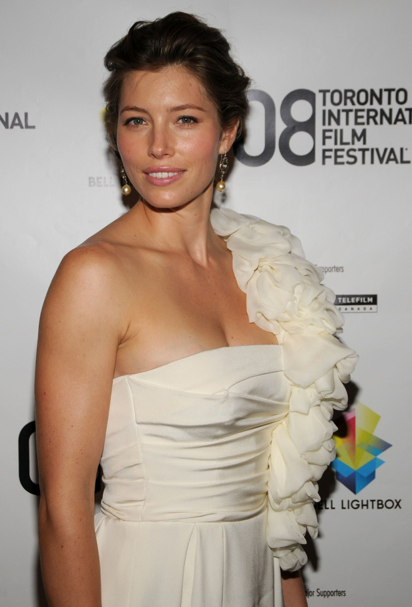Jessica Biel leaked wallpapers