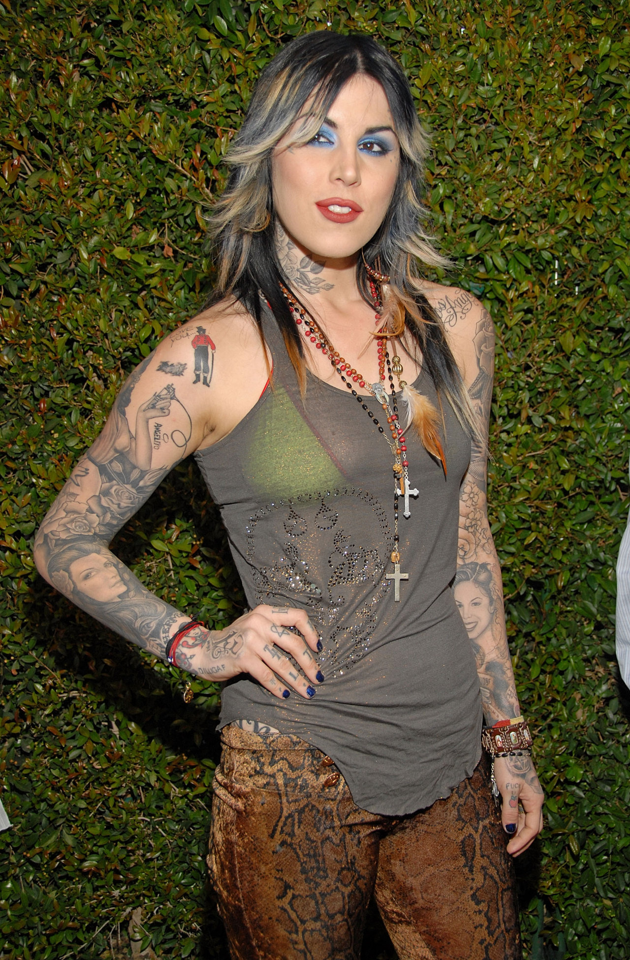 Kat Von D leaked wallpapers
