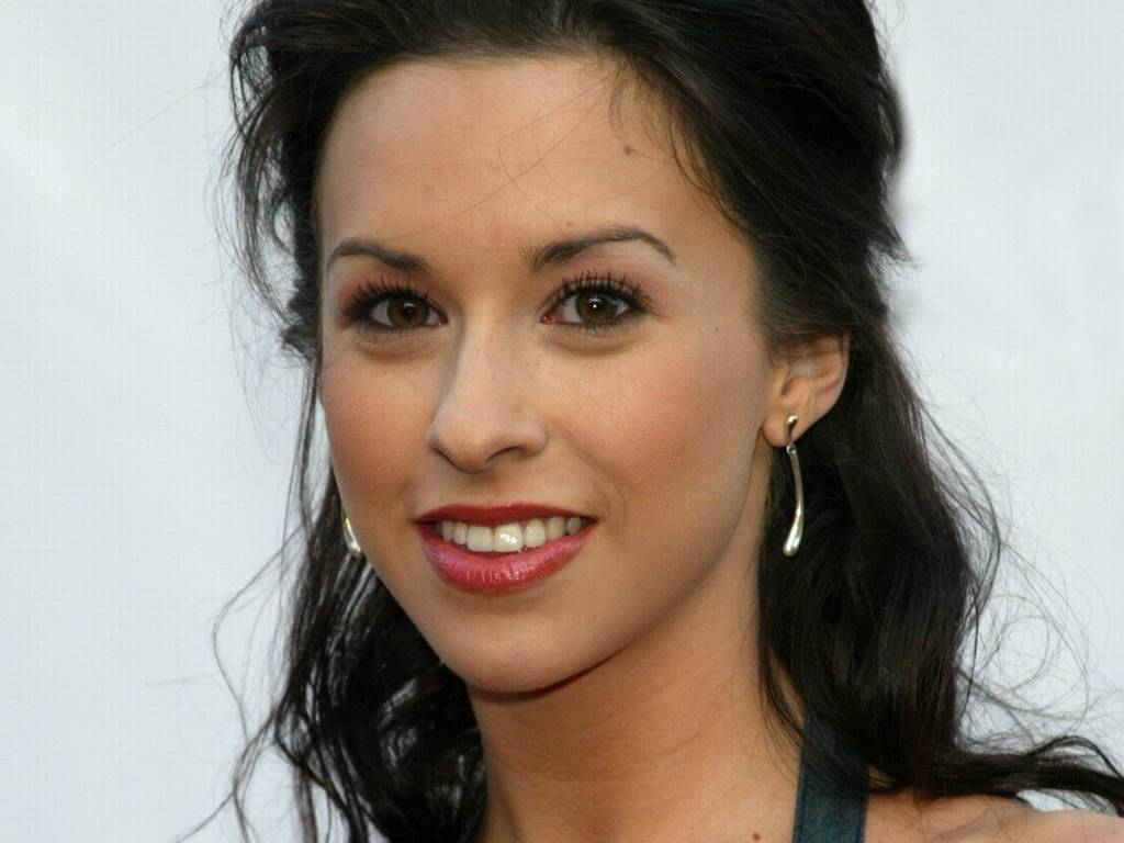 Lacey Chabert leaked wallpapers