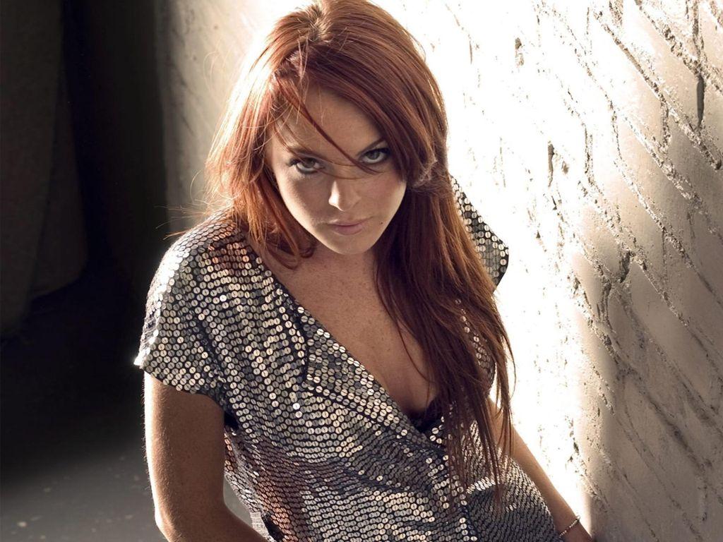 Lindsay Lohan leaked wallpapers