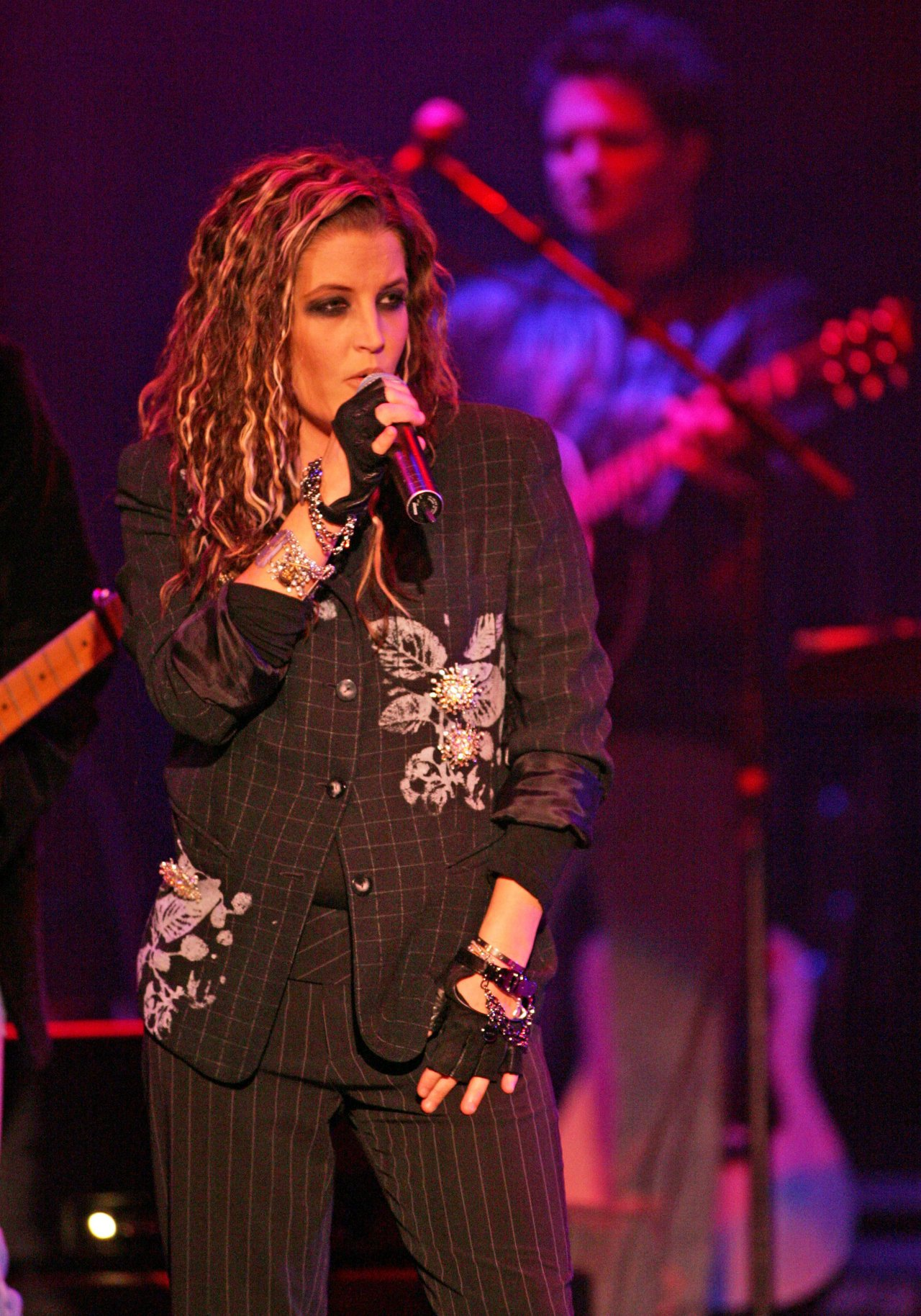 Lisa Marie Presley leaked wallpapers