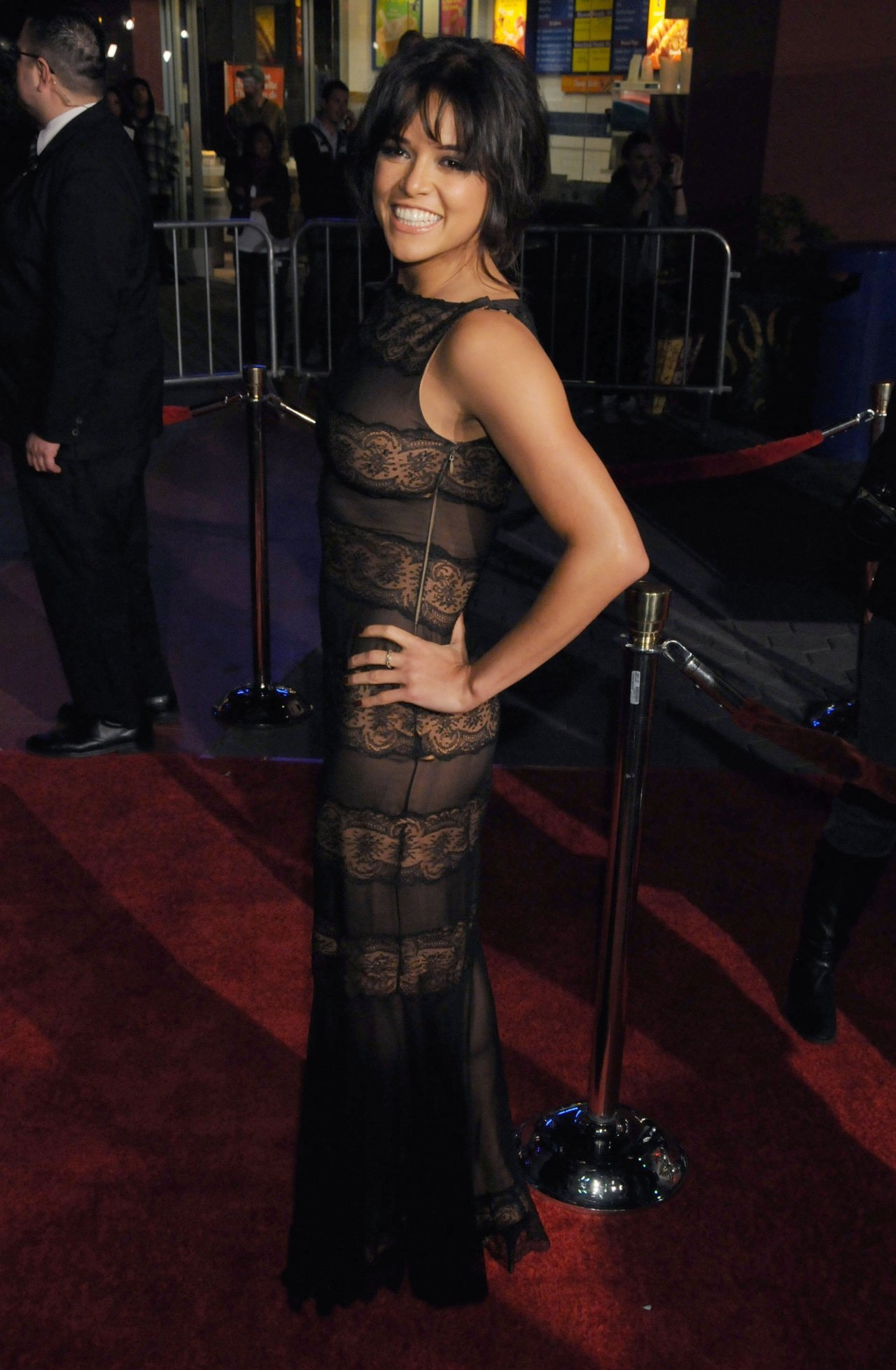 Michelle Rodriguez Nude Photos and Videos   #TheFappening