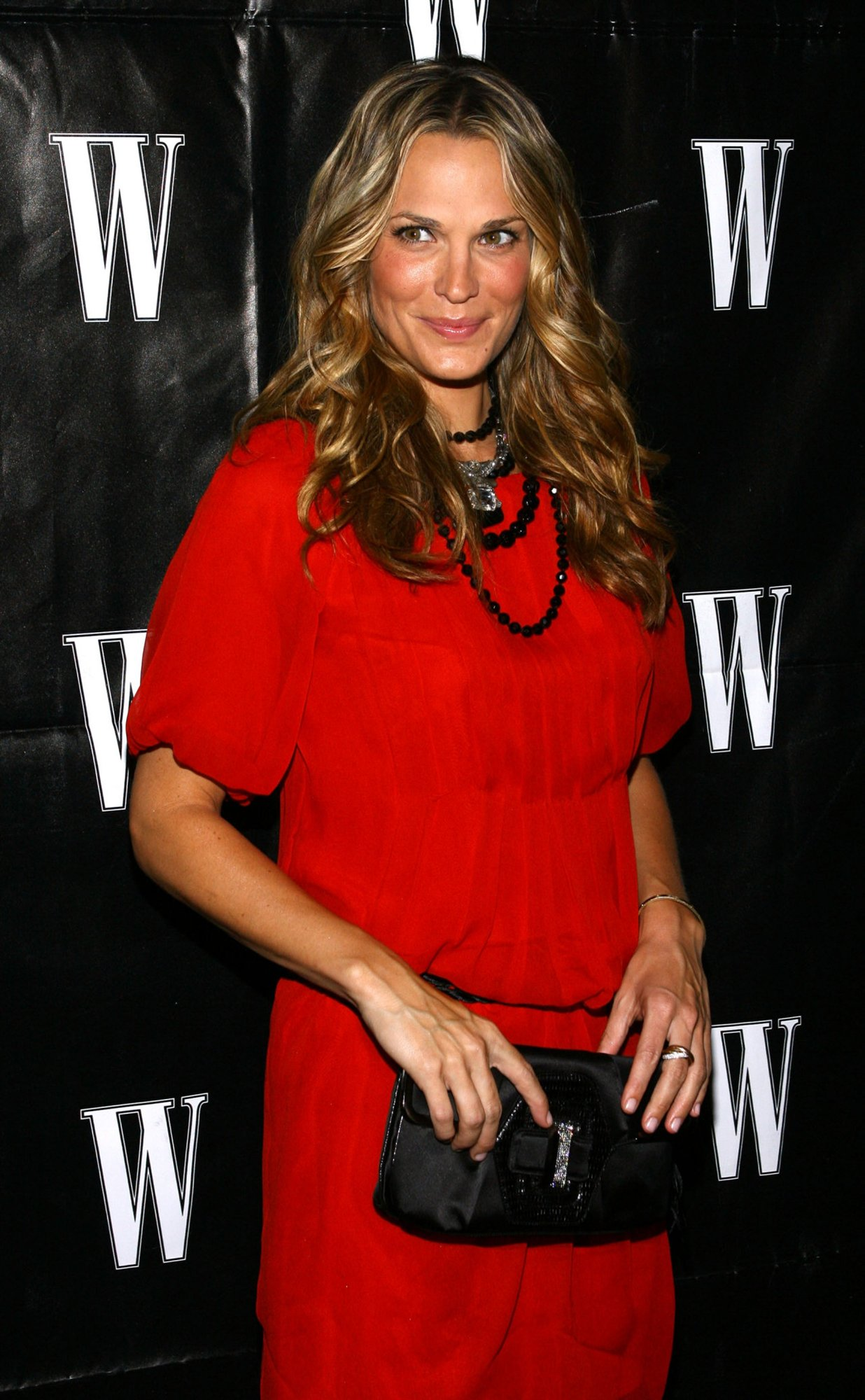 Molly Sims leaked wallpapers