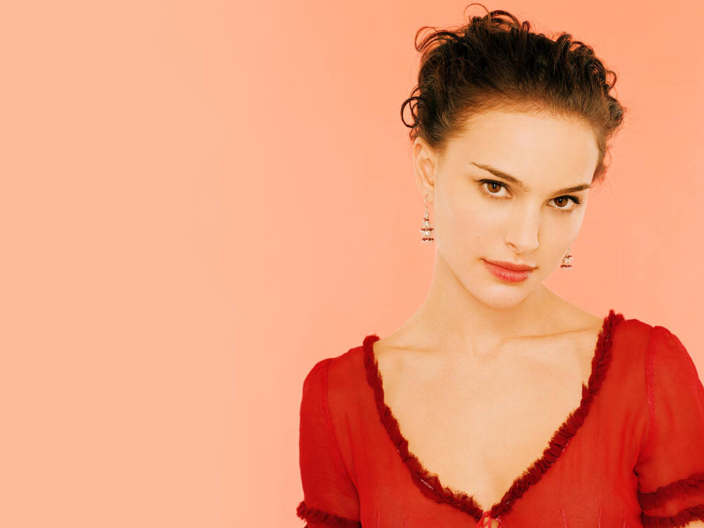 Natalie Portman leaked wallpapers