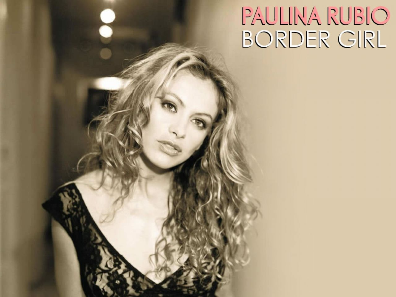 Paulina Rubio leaked wallpapers