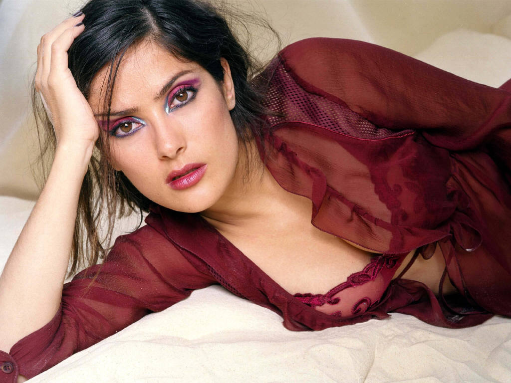Salma Hayek leaked wallpapers