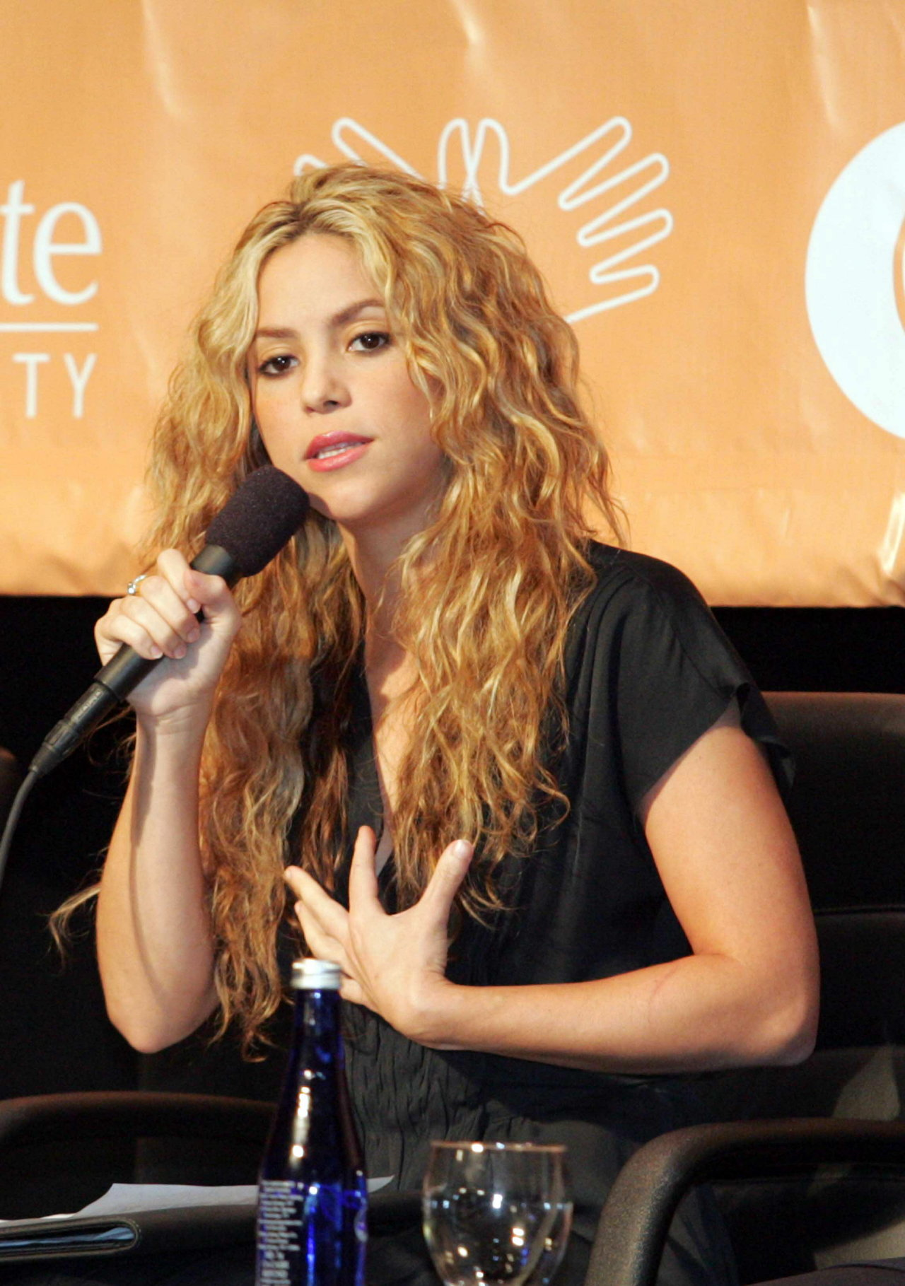 Shakira leaked wallpapers
