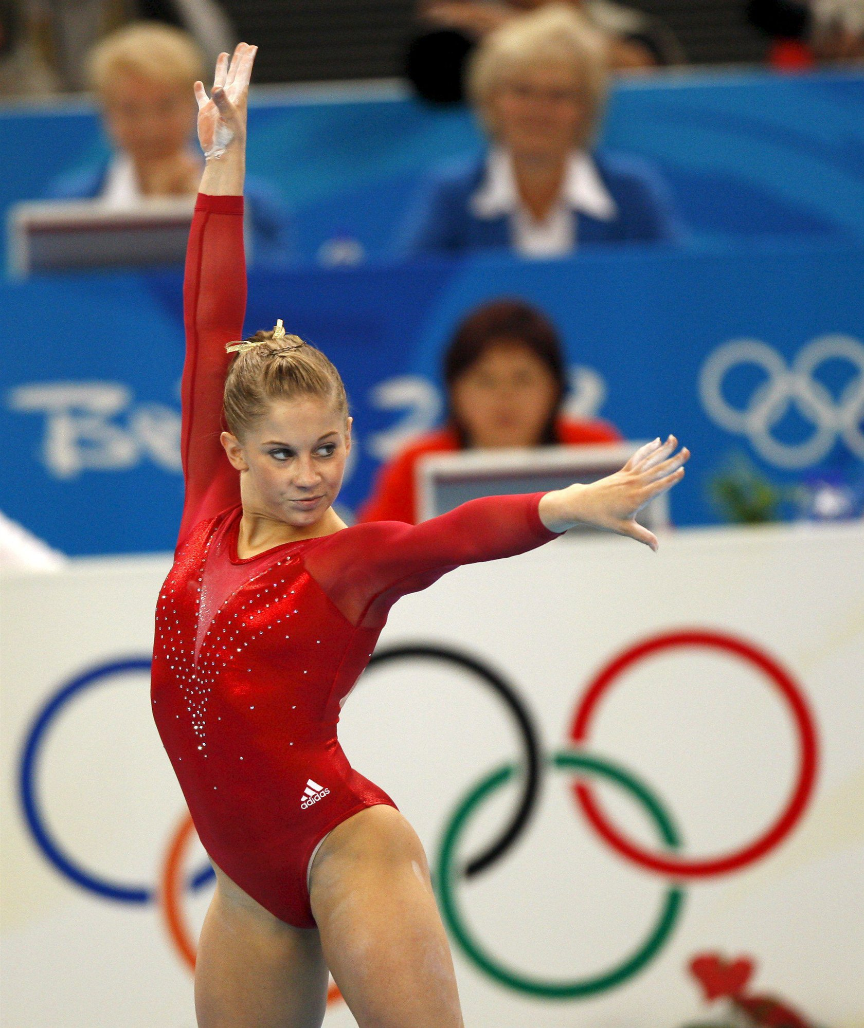 Shawn Johnson leaked wallpapers