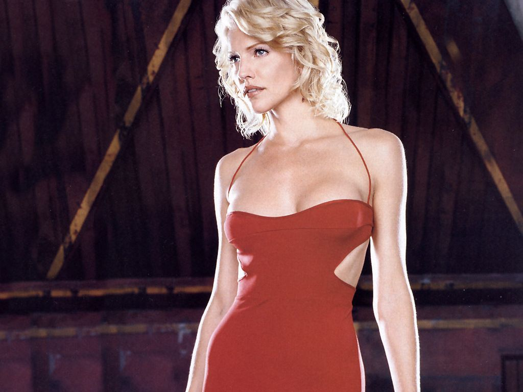 Tricia Helfer leaked wallpapers
