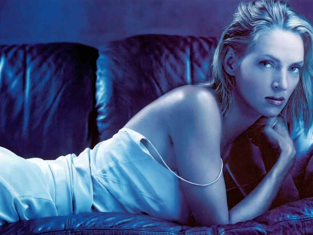 Uma Thurman leaked wallpapers