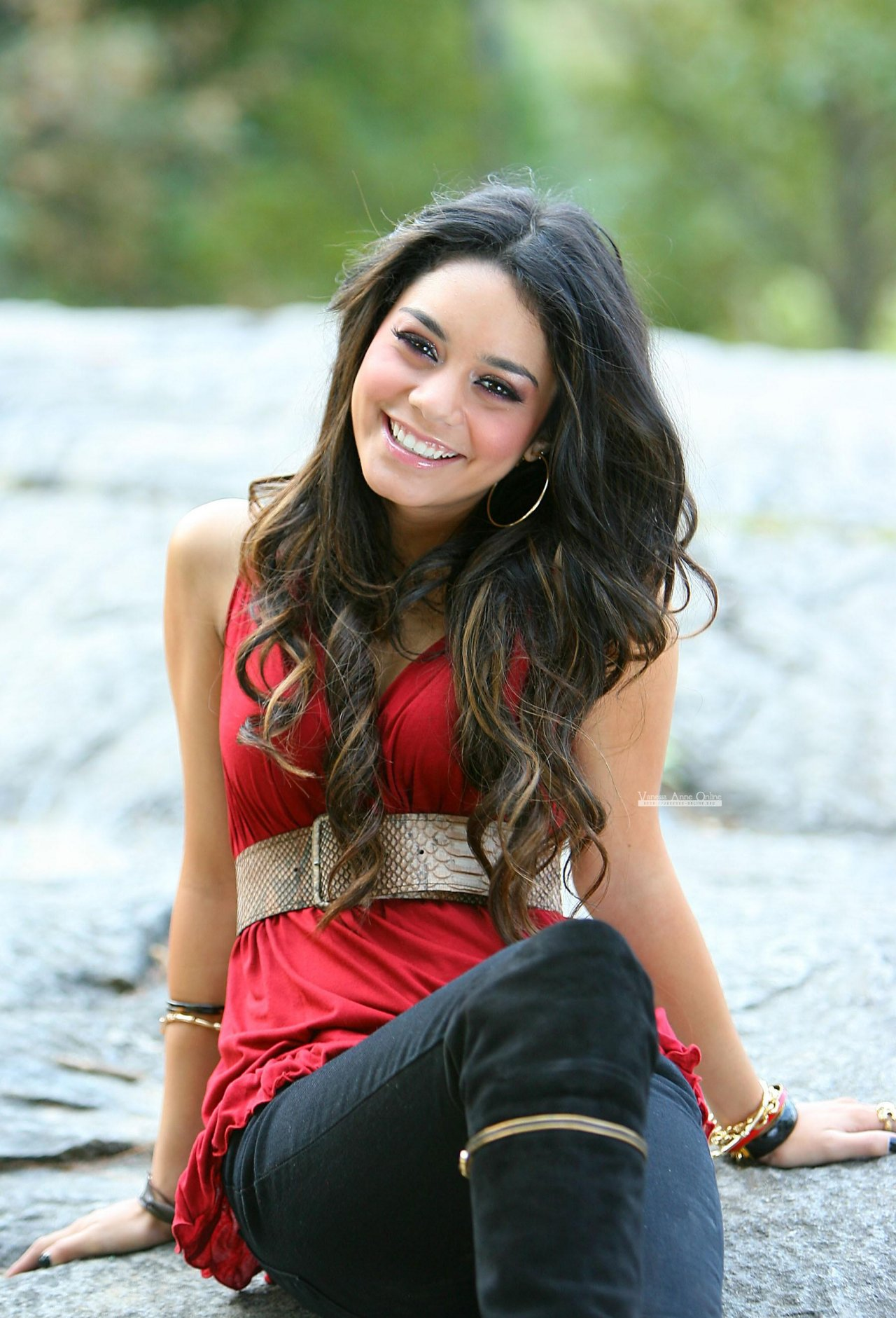 how to get a body like vanessa hudgens